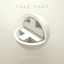Take That - Odyssey (UK Deluxe Edition) [New CD] Deluxe Ed, UK - Impor