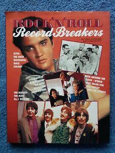 ROCK'N'ROLL - Record Breakers - ELVIS, PRINCE, BEATLES - and more <HCDJ, 1992>