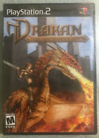 Drakan: The Ancients' Gates (Sony PlayStation 2, 2002), New Sealed ps2