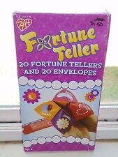 Fortune Tellers Valentines Kit 20 Count Pack School Holiday Crafts New