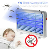 Electric LED Insect Killer  Physical Catcher Trap Mosquito Pest Fly Bug Zapper