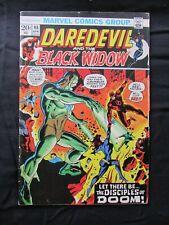 Daredevil #98 - Daredevil & The Black Widow Vs The Darl Messiah! - Nice Copy