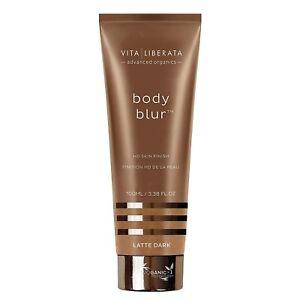 Vita Liberata Body Blur Instant HD Skin Finish Latte Dark 100 ml / 3.38 oz