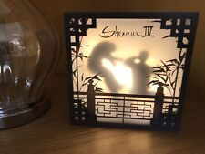Shenmue 3 PS4 Collector's Edition Light Box, New Limited Edition (no game)***