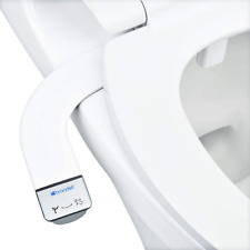 Non-Electric Bidet Toilet Seat Attachment Fresh Water Spray Self Cleaning Nozzle