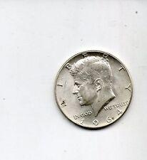Moneta Half Dollar John F.Kennedy  argento 1964 - C13 America