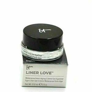 It Cosmetics Liner Love Waterproof Gel Eyeliner Graphite 0.12 oz