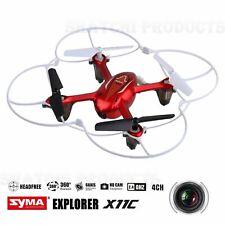 Mini RC Drone Quadcopter Syma X11C 2.4G 6-Axis Gyro Christmas Birthday Gifts
