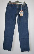 Dolce & GABBANA D & G jeans taglia 38 Pantaloni Donna w31 Low Waist 199,- SLIM d1318