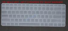 Keyboard Skin Cover for HP G42 CQ42 CQ57 CQ58 DV5-2000 CQ43 G4 G6 dm4 DV4 laptop