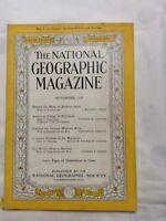 National Geographic Magazine November 1945 WWII