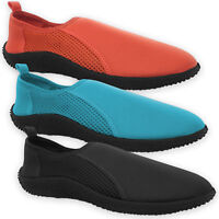 Neoprene Aqua Shoes Mens Womens Kids Water Wet Wetsuit Diving Surf Sea Beach
