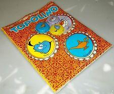 """Topolino 1990 blisterato mai aperto con """"3 Topo Taps"""" del 1994"""
