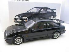 1:18 AUTOart Millennium Ford Sierra RS Cosworth black beautiful w/box Merkur bbs