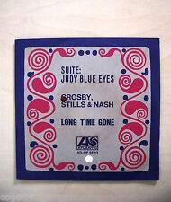 Crosby, Stills, Nash, and Young-Suite: Judy Blue Eyes/Long Time Gone-Atlantic