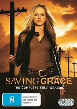 Saving Grace : Season 1 (DVD, 2012, 4-Disc Set)