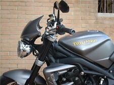 Triumph speed / street triple 1050 1055 fly screen headlight fairing cowl nose