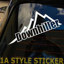 MTB Pegatina Sticker decal downhill fully amortiguadores fox 36 air freno de disco 203