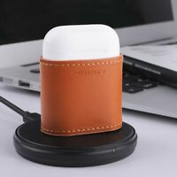 Nillkin Mate Wireless Charging PU Leather Case for Airpods Qi Wireless Charger