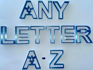 Cookie Fondant Cutters Letters A - Z Birthday Cake Icing UK Baking