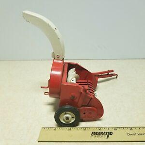 Toy Tru-Scale international Forage Harvester - Chopper