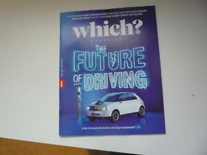 WHICH? MAGAZINE for APRIL 2021