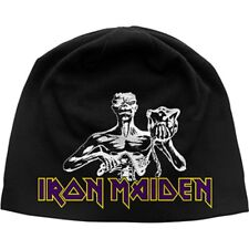 Iron Maiden Beanie Seventh Son Mütze Strickmütze Cap