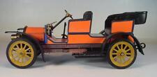 Schuco 1229 Blech Oldtímer Mercedes Simplex 1902 hellorange #1513