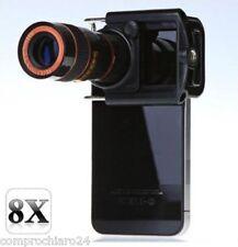 Zoom Ottico Lens Teleobiettivo Fotografico 8X per iPhone 4  / 4S