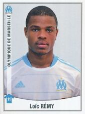 259 LOIC REMY OLYMPIQUE MARSEILLE OM CHELSEA.FC STICKER FOOT 2011 PANINI