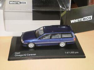 WHITE BOX OPEL Omega A2 Caravan