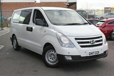 Hyundai iLoad 2.5 CRDI 116 Tailgate Crew Van 6 Seater
