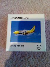 RYANAIR Hertz, Boeing 737-200, 1/500, new, rare