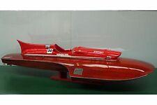 maquette riva bateau Riva Ferrari ARNO hydroplane 120cm  Bois modélisme