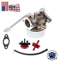 Carburetor Carb Kit For 2 Cycle Tecumseh 640086 640086A 632641 632552 3HP Engine