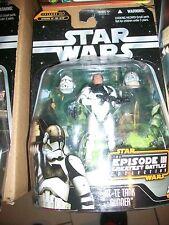 Star Wars Episode III Greatest Battle AT-TE TANK GUNNER #2