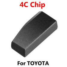 XUKEY Car Remote Key Transponder Chip For Toyota ID4C 4C Blank Immobilizer Chip
