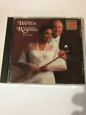 Kathleen Battle and Jean-Pierre Rampal in Concert (CD, Nov-1993, Sony Music Dis…