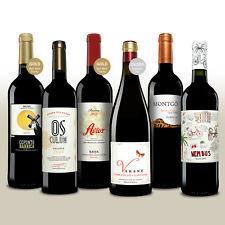 6 Fl. Rotwein im Weinpaket, trocken, Wein aus Spanien Probierpaket, Top Angebot!