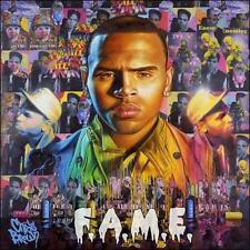 CHRIS BROWN F.A.M.E. CD BRAND NEW Fame
