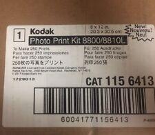 Kodak Photo Print Kit 8800/ 8810L Cat 127 7268