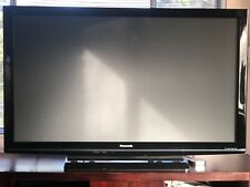 65in Panasonic HDMI Viera, plasma screen TV. In perfect condition, no scratches.