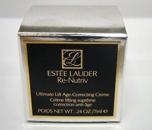Estee Estée Lauder Re-nutriv Ultimate Lift Age-Correcting Crème / Creme , 7 ml