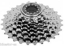 Shimano CS-HG50  7 velocidades Cassete 13-30 T  Bicicleta Bici  425g