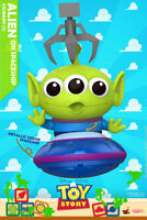 "Hot Toys CosBaby ""TOY STORY"" [Size S] Alien on Spaceship (Metallic Ver.)"