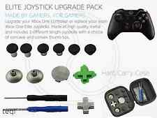 Xbox one elite upgrade pack d pad metal custom concave convexe manette de télécommande pack