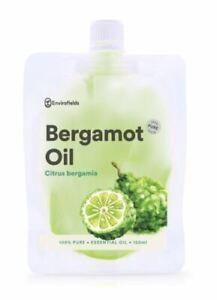 Bergamot Essential Oil 100ml   100% pure   Aromatherapy Grade   Free AU shipping