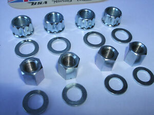 z  TRIUMPH T140 Cylinder Base Nut & Washers 16 piece 21-0692 21-2177 €FB JLY21