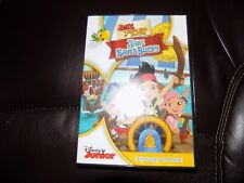 Jake and the Neverland Pirates: Jake Saves Bucky (DVD, 2012, 2-Disc Set) EUC