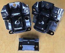 3PC ENGINE & TRANSMISSION MOUNTS 2007-2014 GMC YUKON XL1500 2WD 5.3L 6.0L 6.2L